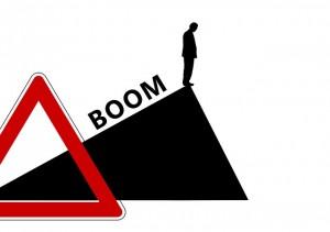 Nach dem Boom kommt der Bust
