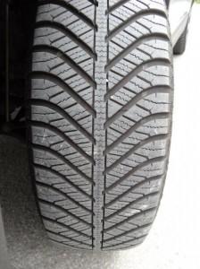 Die richtigen Reifen für das aktuelle Wetter gefunden?