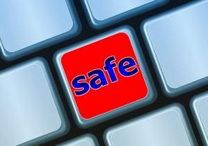 Die Bilanz sicher per Computer schicken Bild: pixabay