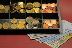 Cash oder Virtuelles Geld? Quelle: RainerSturm  / pixelio.de